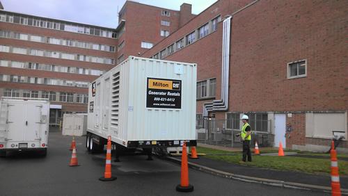 KCD General Contractors - Good Samaritan Medical Center